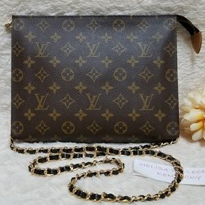 Louis Vuitton Toiletry 26 Crossbody Bag Monogram